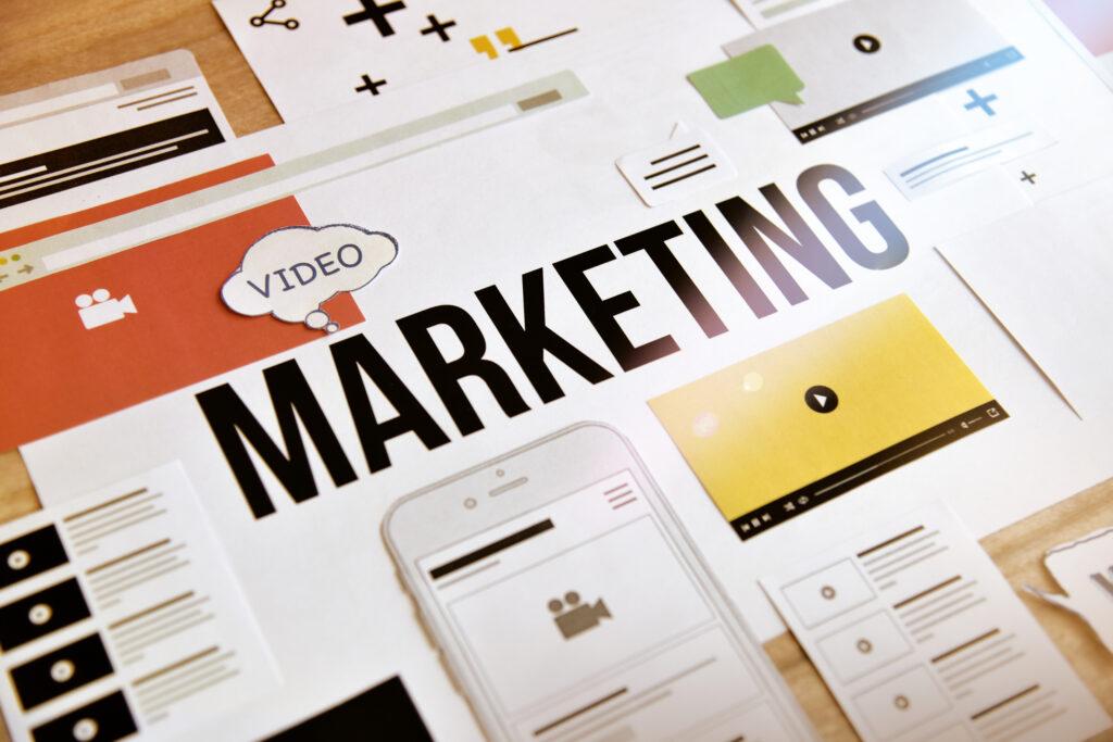 Marketing Plan. Suchmaschinenoptimierung beim gestalten der Webseite schon planen.